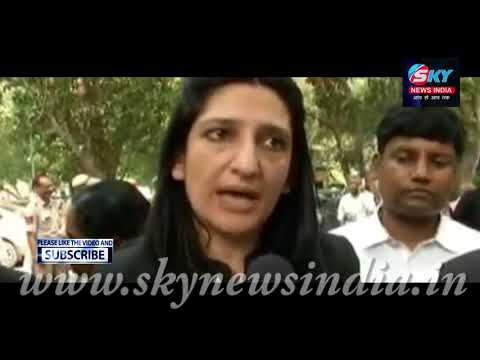 Kathua rape case   Misconduct by Jammu lawyers = Sky News India