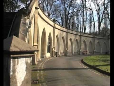 City of London Cemetery and Crematorium - a beautiful