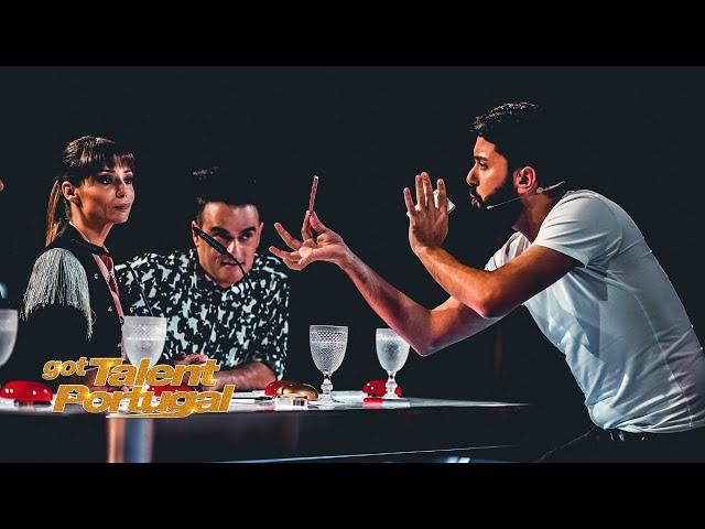 Got Talent Portugal 2020 | Rafael Titonelly, o mágico que conquista gargalhadas