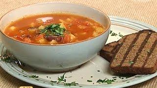 Томатний суп - Правильний Сніданок
