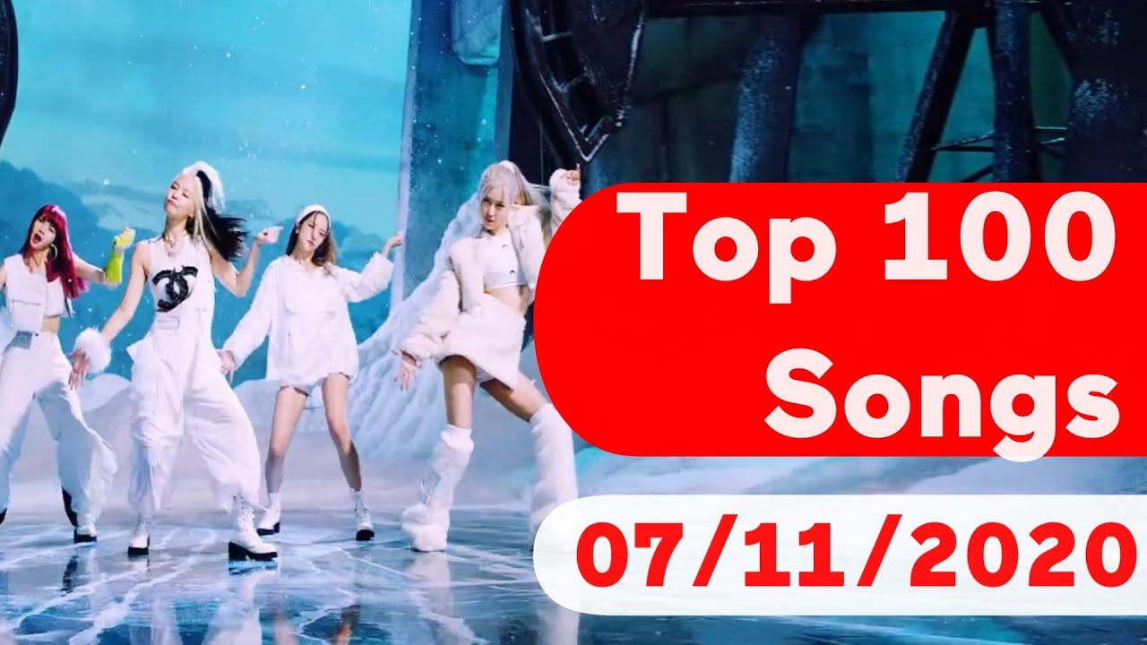 US Top 100 Songs Of The Week (July 11, 2020)