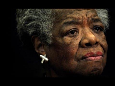 Maya Angelou  Poet and writer dies at age 86, BBC News