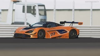 rFactor 2 - McLaren 720S GT3 Gameplay