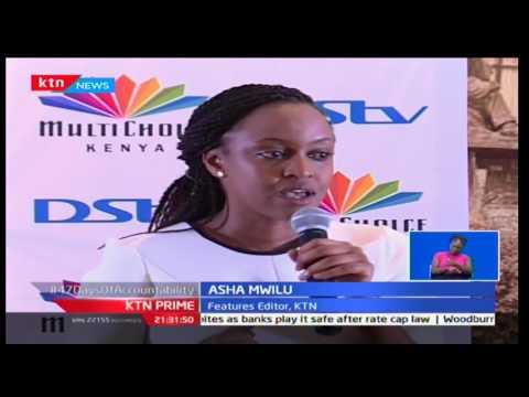 Standard Group CEO Sam Shollei urges Kenyan journalists to rally behind Joy Doreen Biira