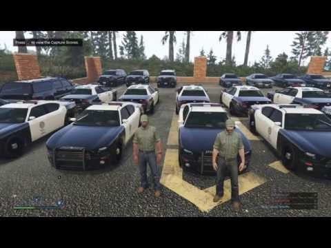 Los Santos Protection Agency Patrol #5