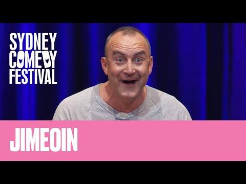 Jimeoin | Sydney Comedy Festival (2015)