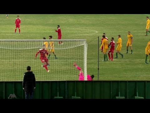 Australia Vs Syria (AFC U23 Championship: Group Stage)