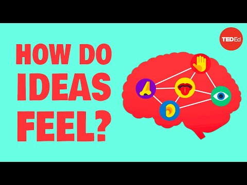 Video image: Ideasthesia: How do ideas feel? - Danko Nikolić