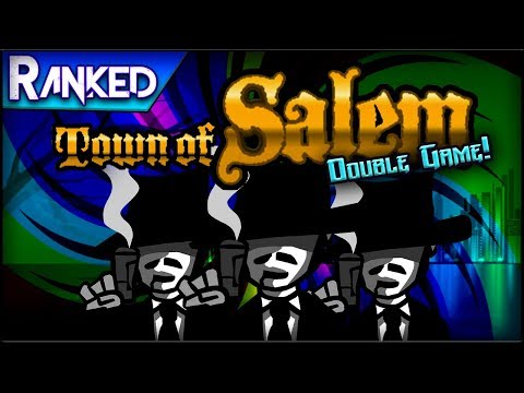 Town of Salem (Double Game!) | MAFI OH F*CK NO (Ranked Placement)