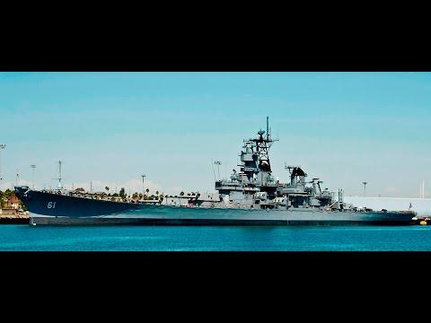 USS Iowa (BB-61) Battleship