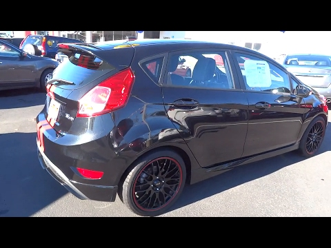 2014 ford fiesta st redding eureka red bluff northern for Crown motors redding ford