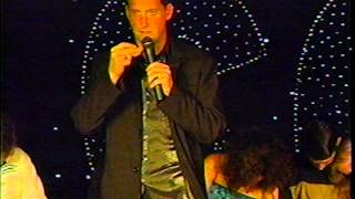 Matt Walsh, Anthony Cools hypnotist. 2001