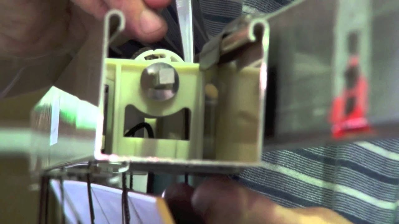 parts how when turning gears for not horizontal blinds stems watch broken premium vertical to repair replacement youtube