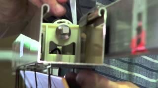 Venetian Blinds - Replacing a Ladder