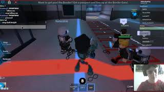 Roblox grand crossing-how to glitch into the booth as dark knight