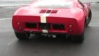 Ford GT40 Sound + AC Cobra 427 BRUTAL Revs SOUND