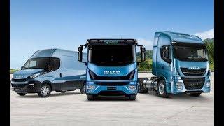 IVECO社 ストラリスNP トラクタ 天然ガス仕様 その⑤ジャパントラックショー2018