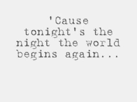 Better Days -- Goo Goo Dolls Lyrics
