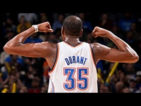 Kevin Durants Top 10 Plays of His Career