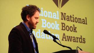 Steve Sheinkin reads from The Port Chicago 50 at 2014 NBA Finalists Reading