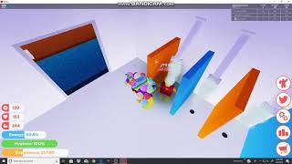 Jugando roblox Ejercicio simulador parte 2