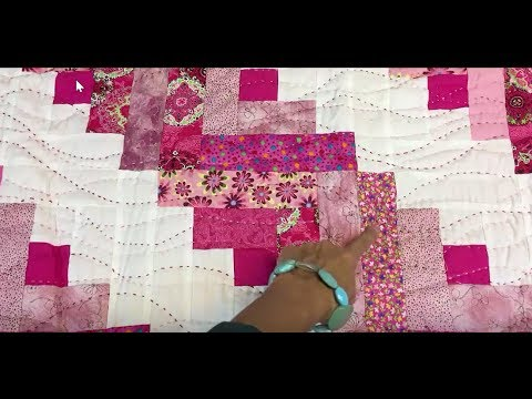 Big Stitch Quilting Without a Hoop - Tutorial - YouTube : hand quilting without a hoop - Adamdwight.com