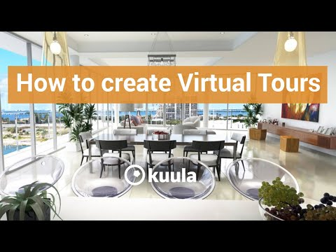 Tutorial: How to create Virtual Tours with Kuula