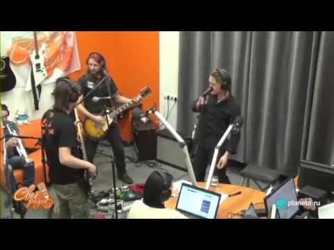 «F.P.G.» в программе «Живые» на «Своём Радио» (01.12.2015)