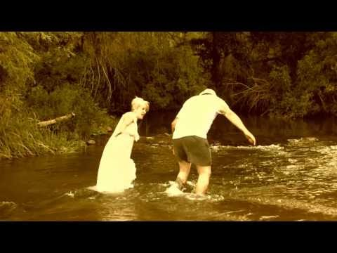 Bride and Groom Get Wedded and Wet