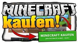 Minecraft kaufen und installieren! (Deutsch) (PC) - Tutorial 2018