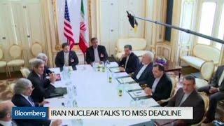 Iran Talks to Miss Deadline Yet Deal May Be Near
