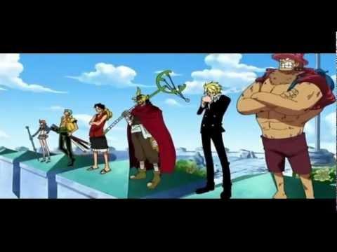 One Piece AMV - Ignition - TobyMac
