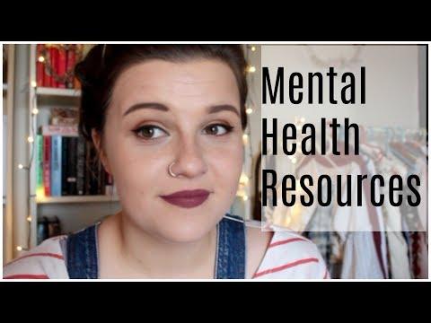 BEST MENTAL HEALTH RESOURCES ONLINE // Emily Rose