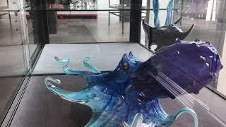 Seattle glass museum