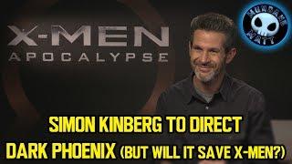 Simon Kinberg to direct DARK PHOENIX (but will it save X-MEN?)