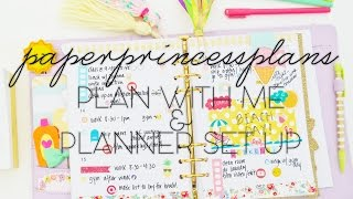 Plan With Me #2 & Planner Set-Up in my Kikki.K!