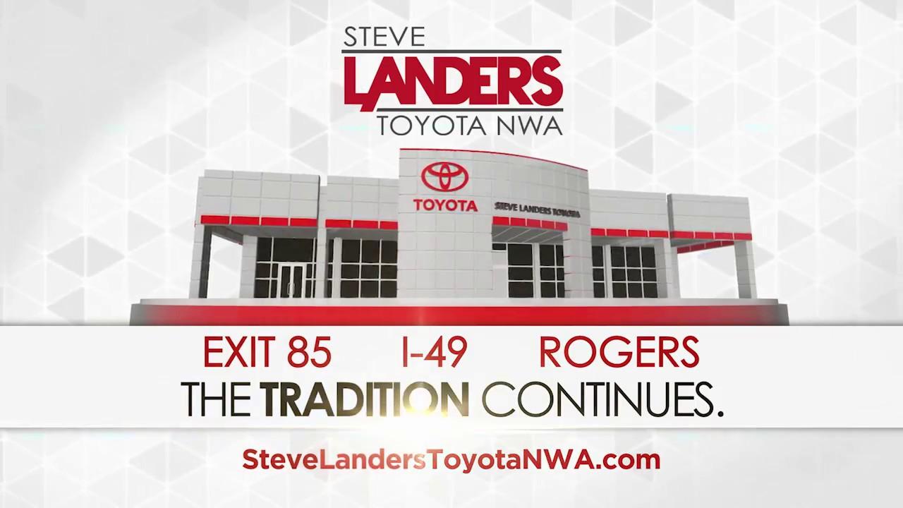 Toyota Care Steve Landers Nwa You