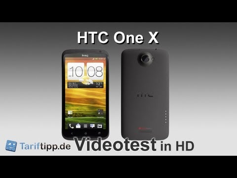 HTC One X | Handytest in HD (deutsch)