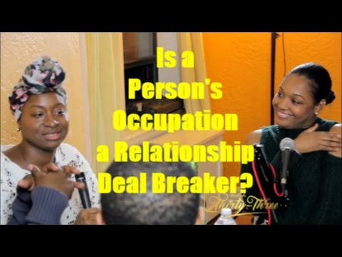 Black Love: Are Financial Status & Occupation Relationship Deal Breakers?