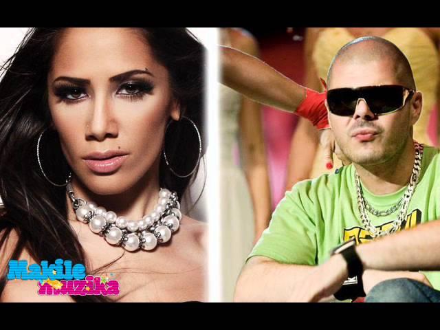 Milena Ceranic Feat Juice - Bikini 2011 HQ