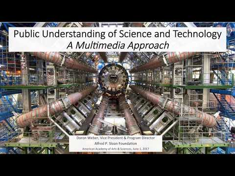 Public Understanding of Science and Technology: A Multimedia Approach