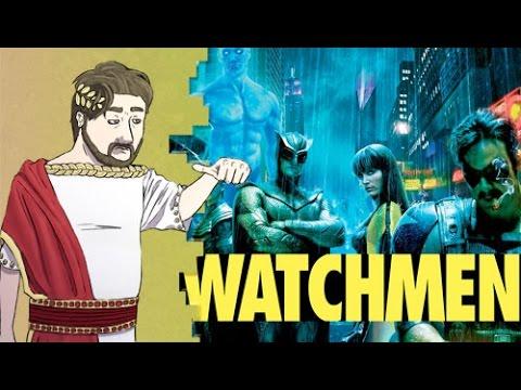 Watchmen [Análisis] - Post Script