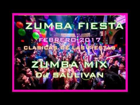 ZUMBA MIX  FEBRERO 2017- DJSAULIVAN