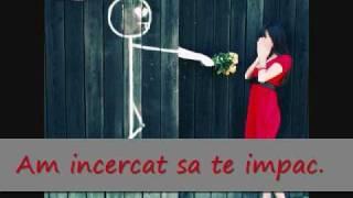 poveste de dragoste ( super tare melodia ), orgoliu, impacare, iubire,trist,tristete,despa ...