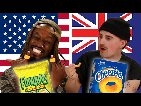 Americans And Australians Swap Chips