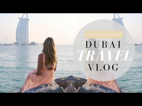 Dubai Travel Vlog: A Week in Dubai