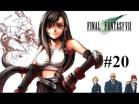 Lets Slay! Final Fantasy VII - Part 20 - Good morning... Cloud