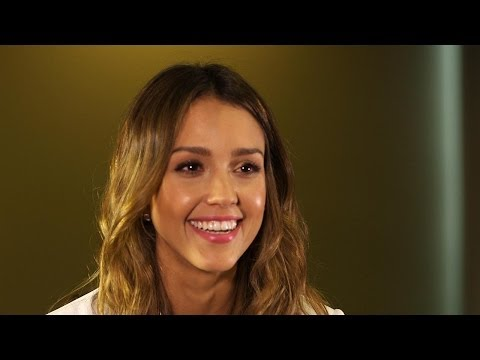 Jessica Alba Talks 'The Honest Company and Movies