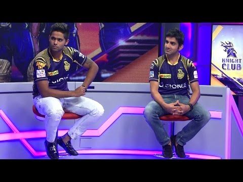 KKR Knight Club | Full Episode 7 | Ami KKR‬ | I am KKR | VIV