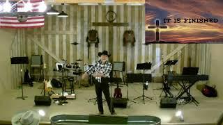 April 4, 2021 - Wasatch Cowboy Church Service